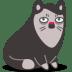 Cat-moustache icon