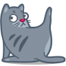 Cat-clean icon