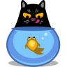 Cat-fish icon