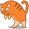 Cat-walk icon