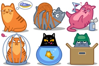 Meow Icons