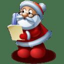 Santa 4 icon