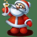 Santa 5 icon