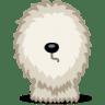 Dog-shepherd icon