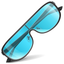 Glasses sunglasses icon