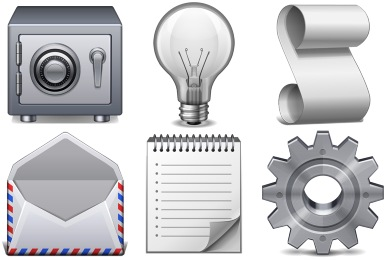 Stainless Icons
