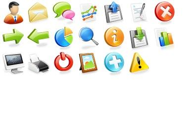 Web Application Icons