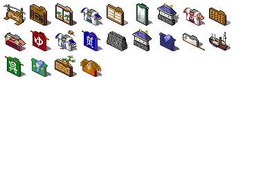 Edo Icons