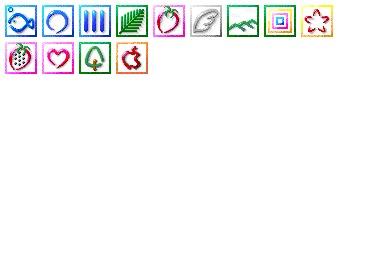 Framed Icons