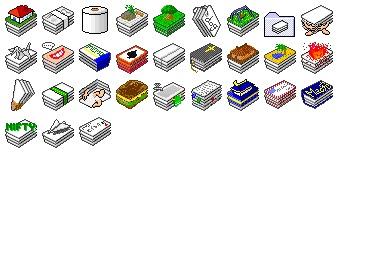 Hypercard Icons