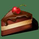 Cake-Chocolate icon