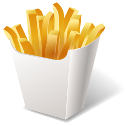 FastFood FrenchFries icon