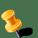 NeedleLeftYellow icon