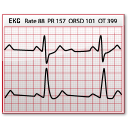 Documents EKG icon
