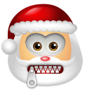 Santa Claus Stop Talking icon
