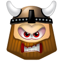 Viking Angry icon