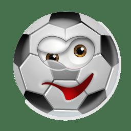 SoccerBall Wink icon