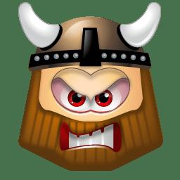 Viking Angry icon