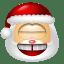 Santa Claus Laugh icon