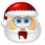 Santa Claus Shock icon