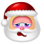 Santa-Claus-Shy icon