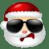 Santa-Claus-Cool icon