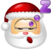 Santa-Claus-Sleep icon