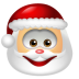 Santa-Claus-Smile icon