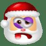 Santa-Claus-Beaten icon