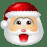 Santa-Claus-Impish icon