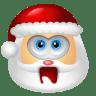 Santa-Claus-Shock icon