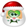 Santa-Claus-Sick icon