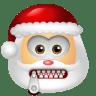 Santa-Claus-Stop-Talking icon