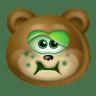 Teddy-Bear-Sick icon