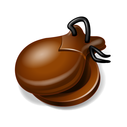 Castanets icon