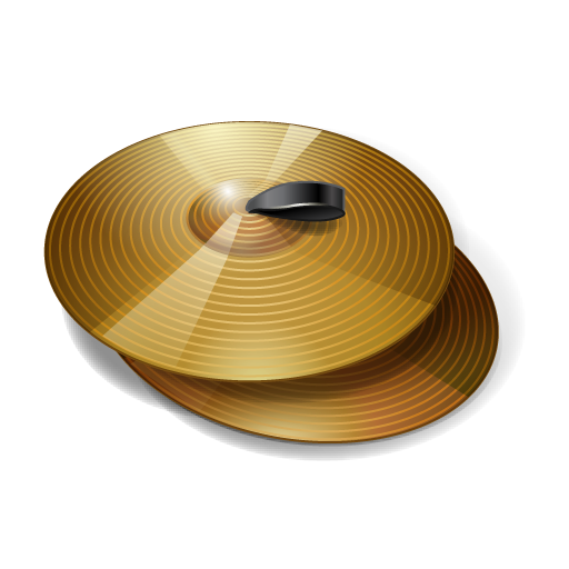 Cymbals icon