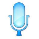 Microphone Pressed icon