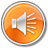 Volume-Normal-Orange icon