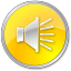 Volume-Normal-Yellow icon