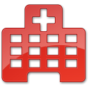 Hospital Red 2 icon