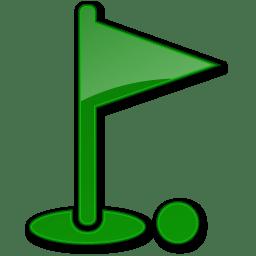 Golf Club Green 2 icon