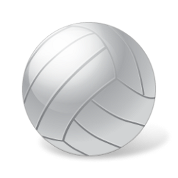 Volleyball Ball Icon Sport Iconset Icons Land