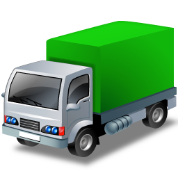 Lorry icon