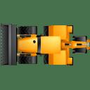 BackhoeLoader-Top-Yellow icon