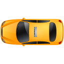 Taxi-Top-Yellow icon
