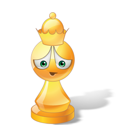 Queen Yellow icon