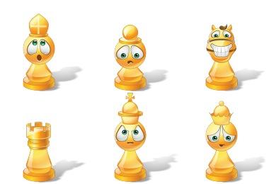 Vista Chess Icons