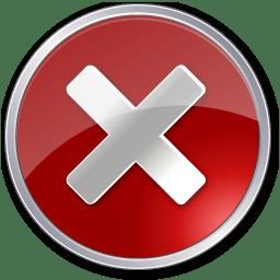 ErrorCircle icon