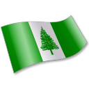 Norfolk Island Flag 2 icon