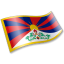 Tibetan People Flag 2 icon